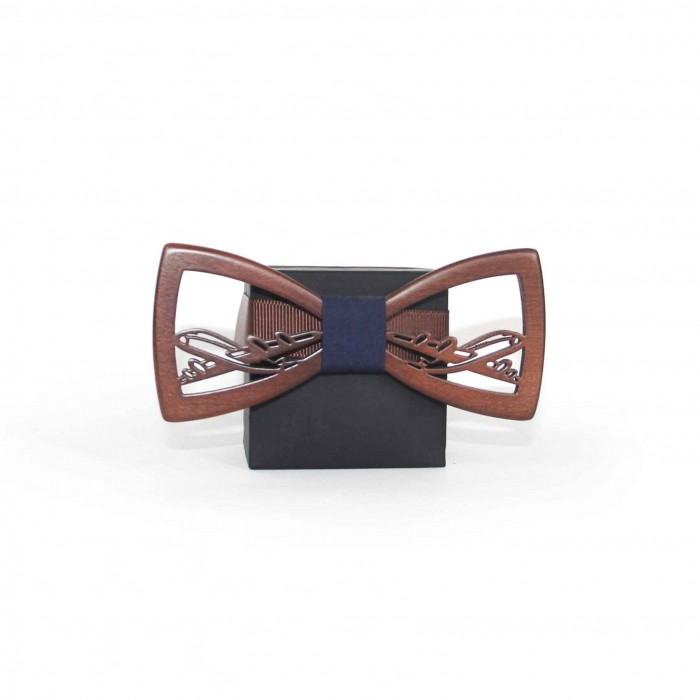 Bow Ties Wooden 01