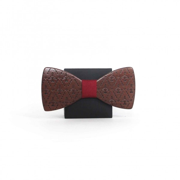 Bow Ties Wooden 02