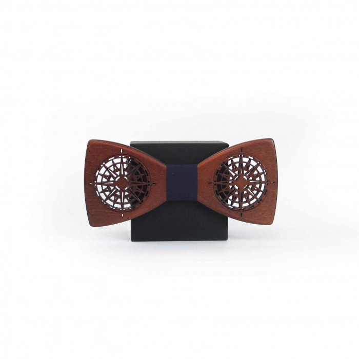 Bow Ties Wooden 03