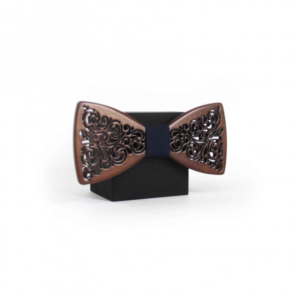 Bow Ties Wooden 08