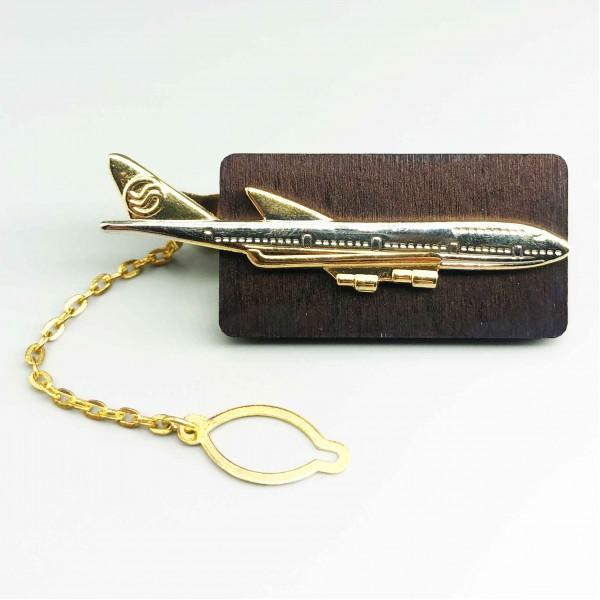 Tie Clip Boeing 747