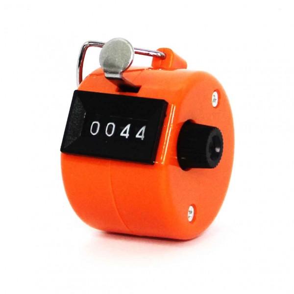 Counter Plastic Orange