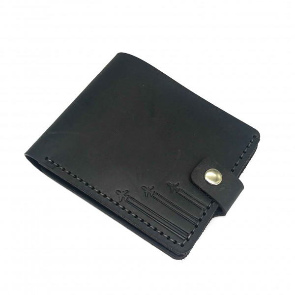 Wallet Airplanes Gray