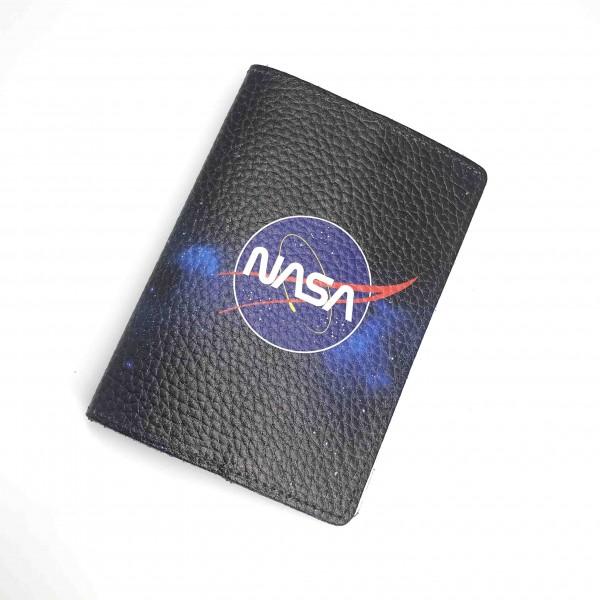 Passport Cover NASA Blue