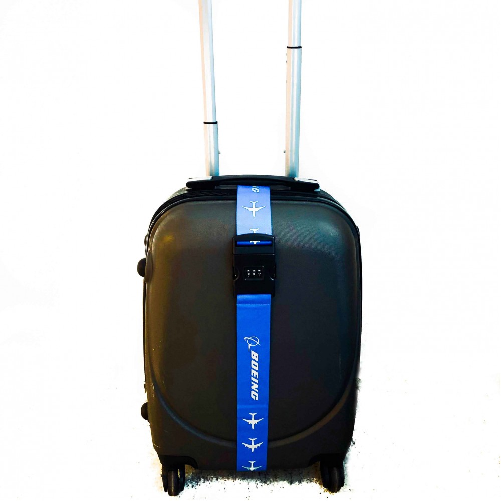 Luggage Strap Boeing