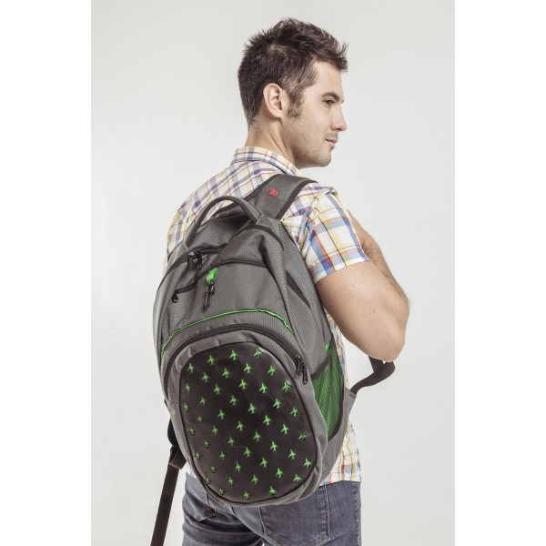 Aviation Backpack Green