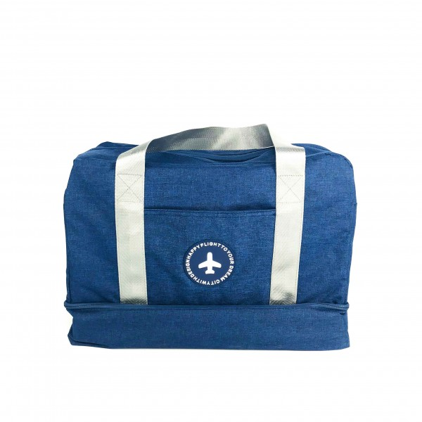 Travel Bag Quality Navy
