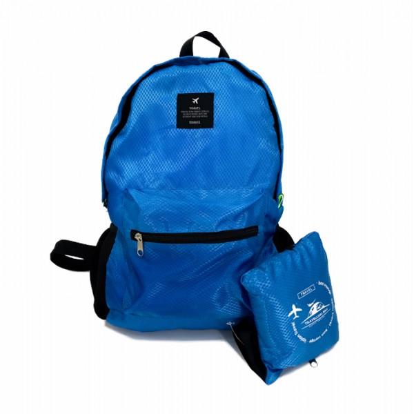 Travel Backpack Blue