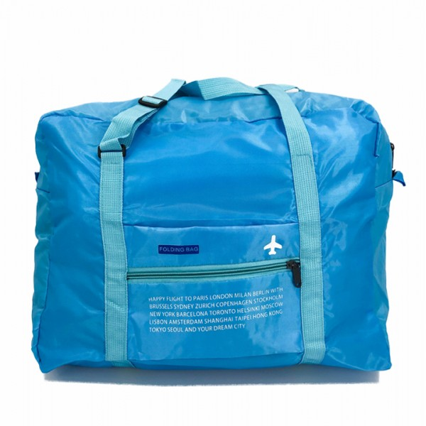 Travel Bag Blue