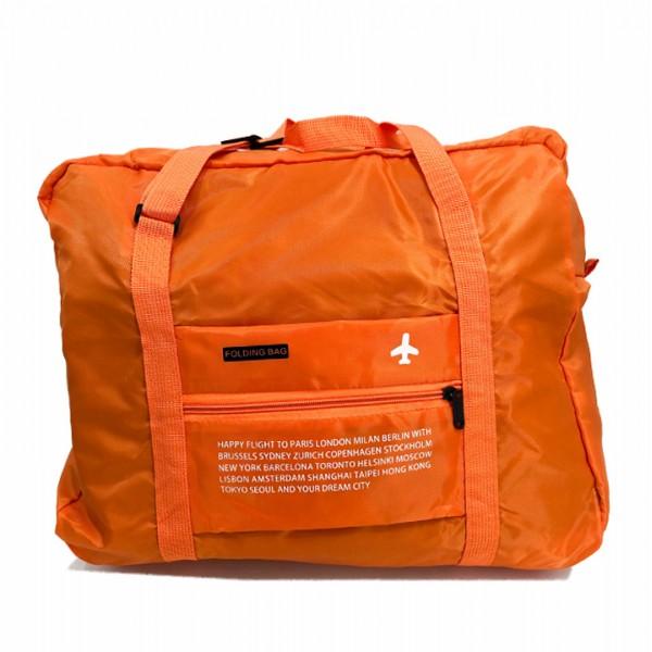 Travel Bag Orange
