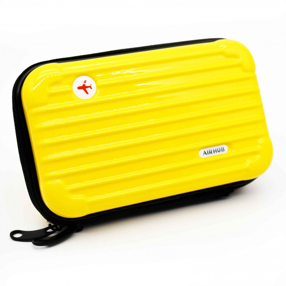 Beautician Airhub Yellow