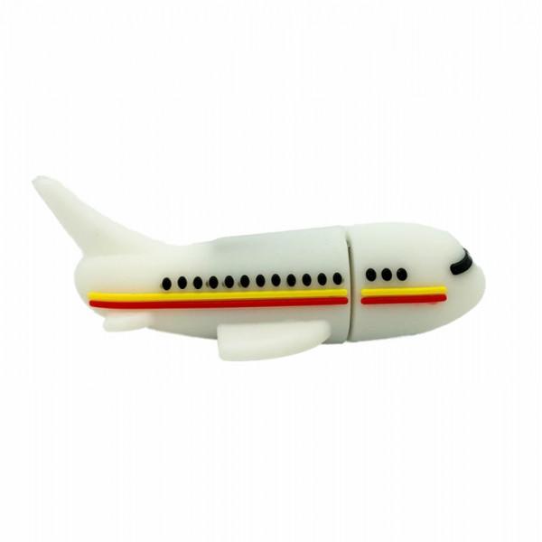 Flash Drive Simple Plane Stripes