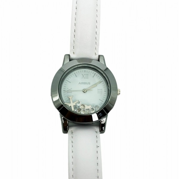 Watch Airbus Exclusive White