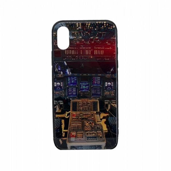 Phone case Cockpit for iPhone X/Xs