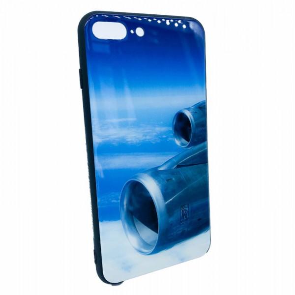 """Phone case """"Turbine"""" for iPhone 7/8 plus"""