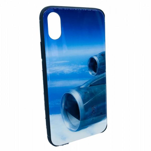 "Phone case ""Turbine"" for iPhone X/Xs"
