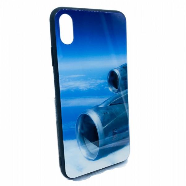 "Phone case ""Turbine"" for iPhone Xs Max"