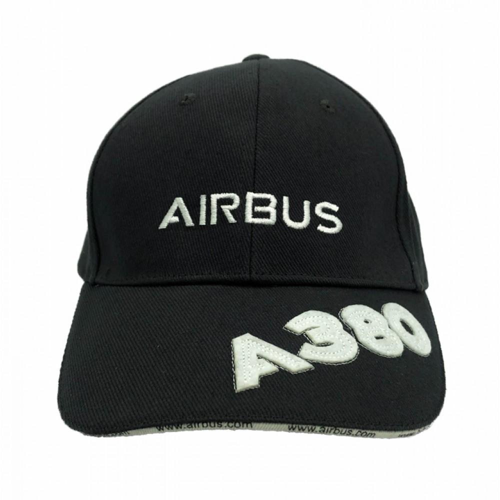 Cap Airbus A380 Gray