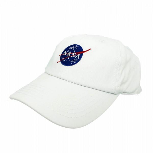 Cap NASA White