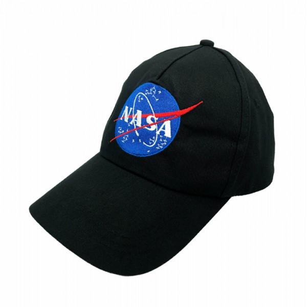 Cap NASA Black