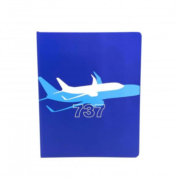 Notebook Boeing 737