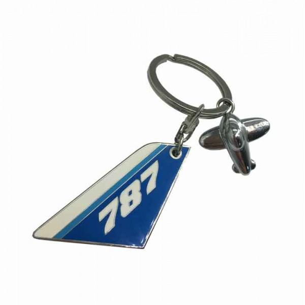 Keychain Boeing 787
