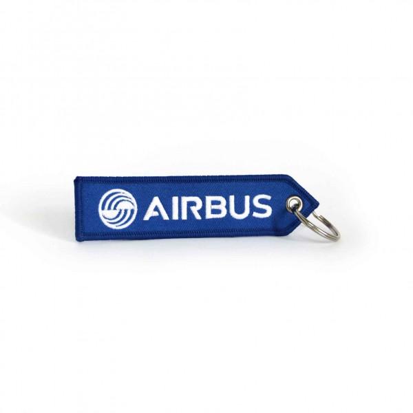 Keychain Airbus Blue