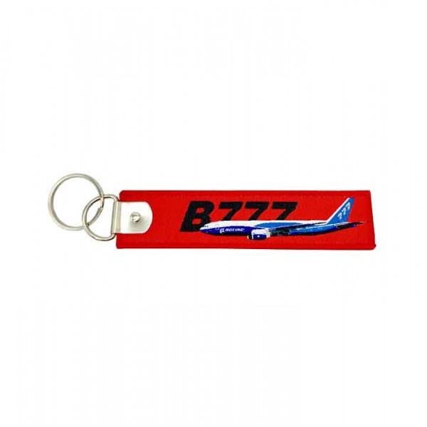 Keychain Boeing 777