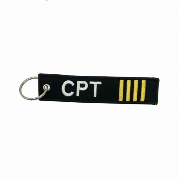Keychain CPT Black