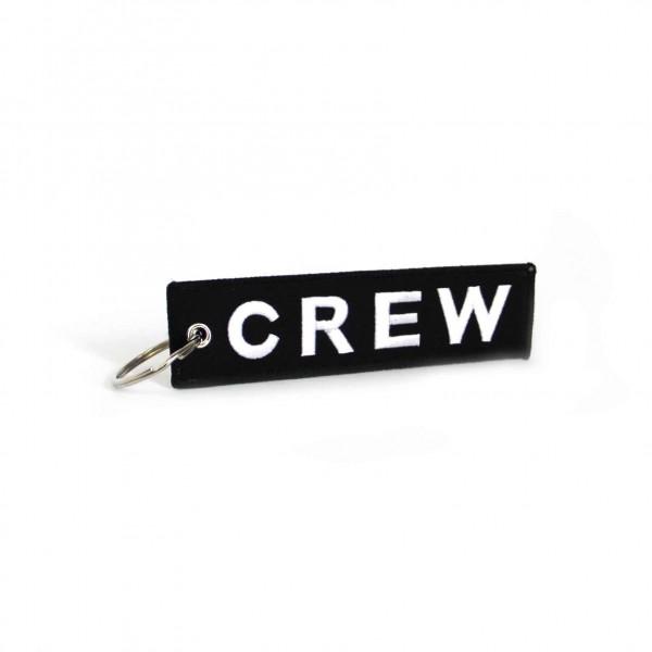 Keychain CREW Black