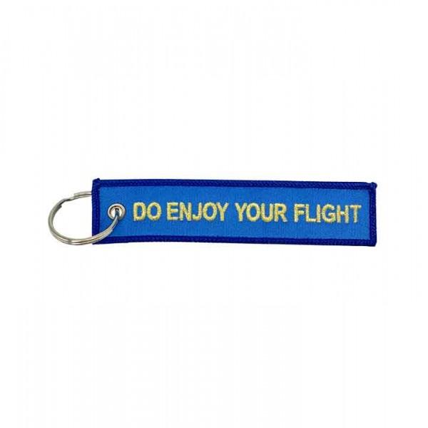 Keychain Do Enjoy Your Flight