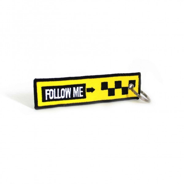 Keychain Follow me