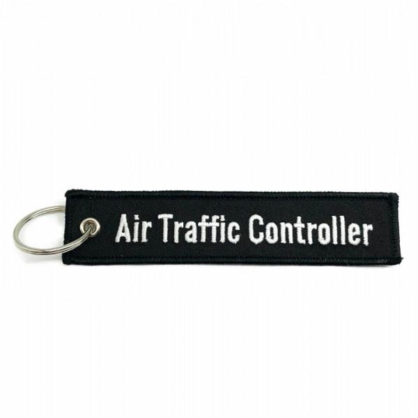 Keychain Air Traffic Controller Black