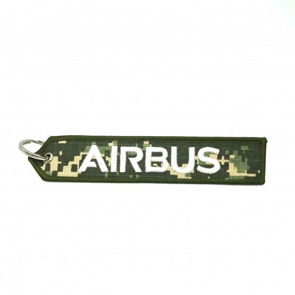 Keychain Airbus Khaki