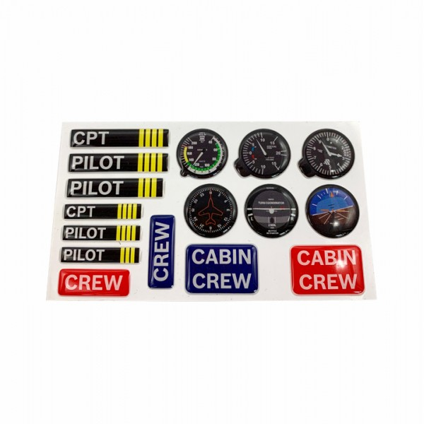 "Sticker Pack ""Pilot"""
