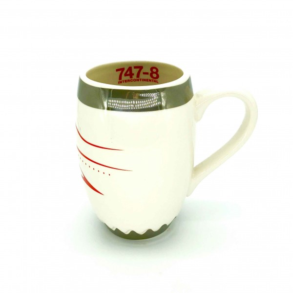 Cup Boeing 747-8