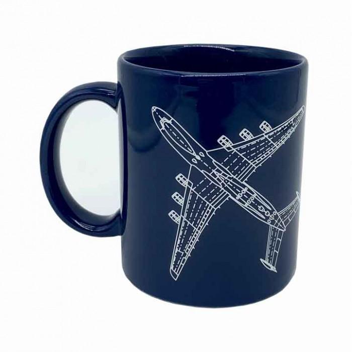 Cup AN-225 Mriya Blue
