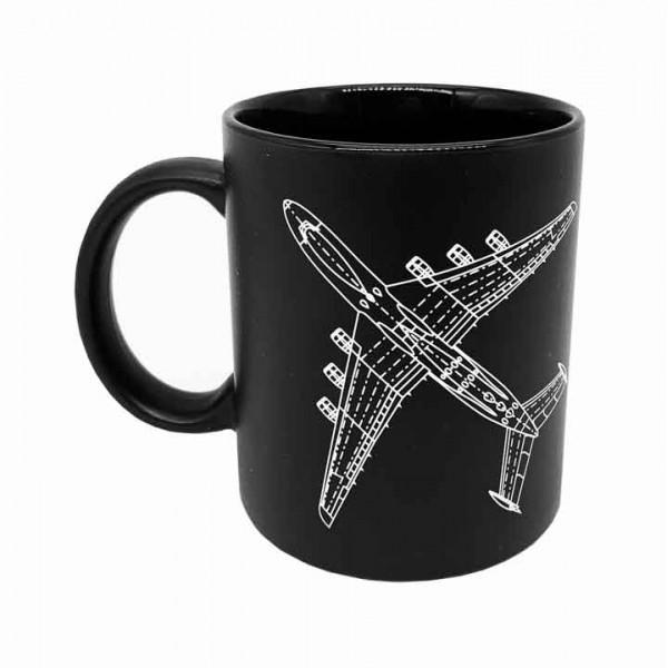 Cup AN-225 Mriya Black