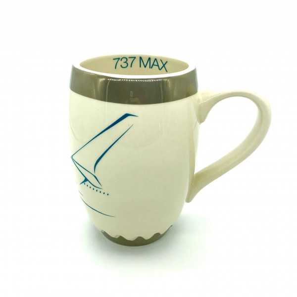 Cup Boeing 737 MAX