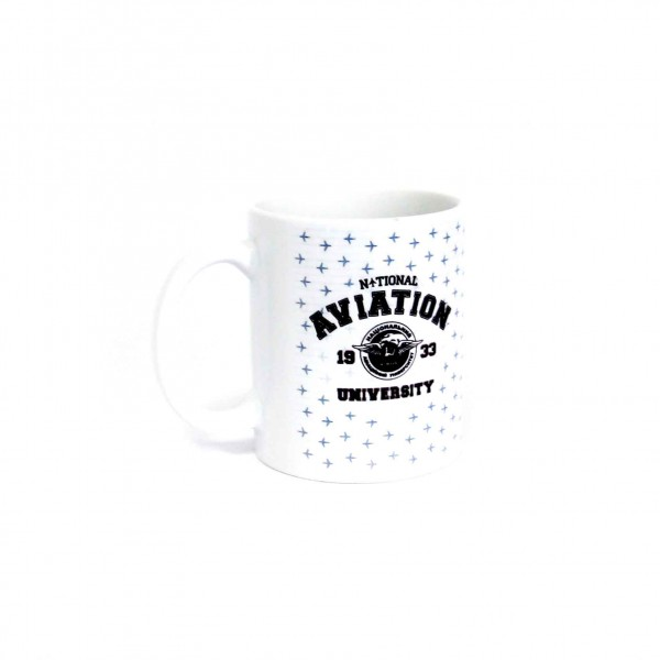 Cup NAU with aviation pattern