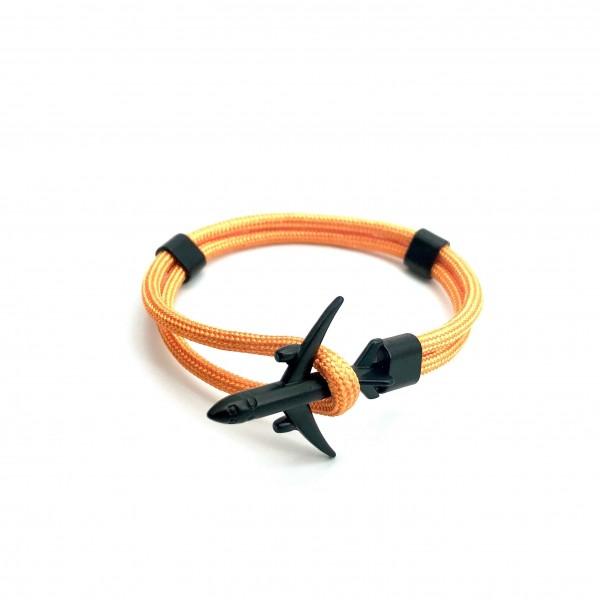 Bracelet Big Plane Orange