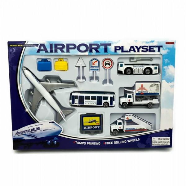 """Children's toy set """"Airport"""""""