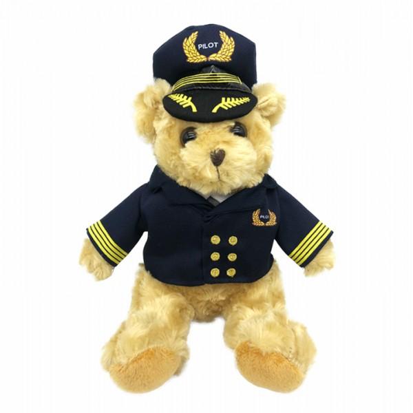 Toy Bear Little Pilot