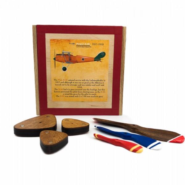 """Magnet """"Propellers set"""" Orange"""