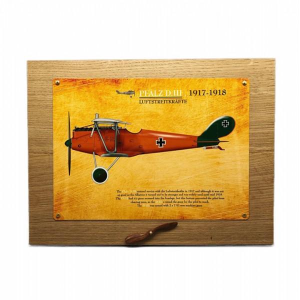 Picture Pfalz D.lll Orange