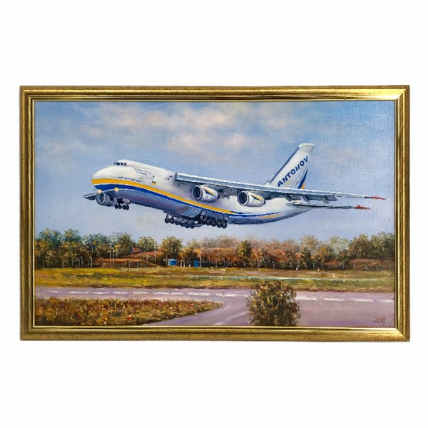 "Picture AN-124 ""Ruslan"""