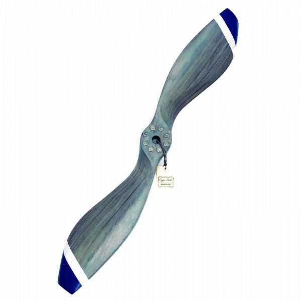Propeller Blue&White