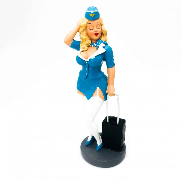 Statuette Air Hostess Paris