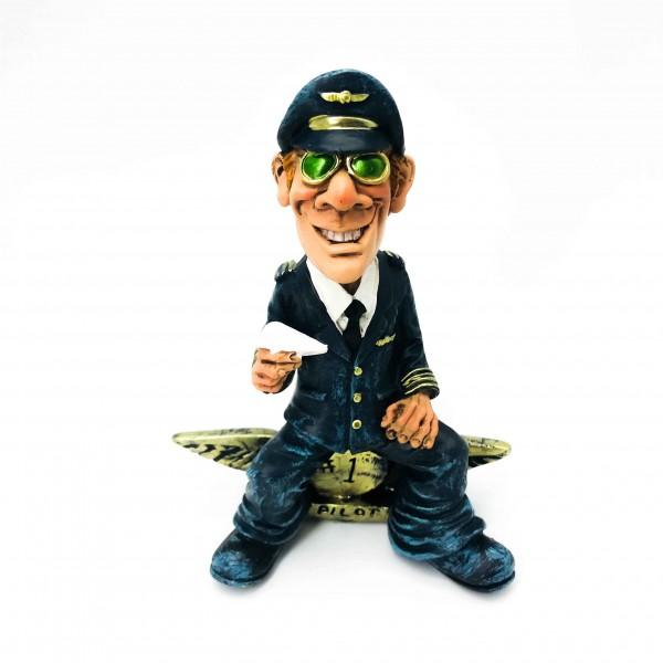 Statuette Pilot #1