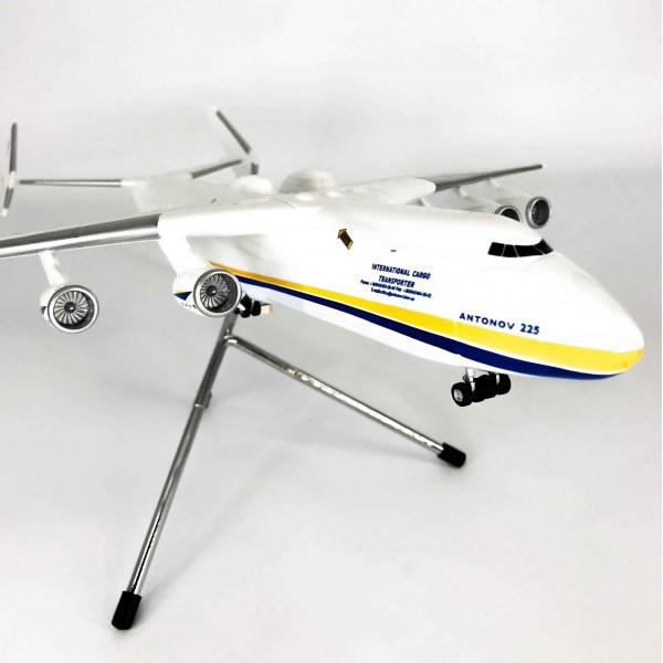 """An-225 """"Mriya"""" Handmade Chassis 1:200"""